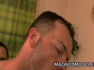 Giorgio And Mickey - A Passionate Anal Fuck Between Stud And Sugar Daddy