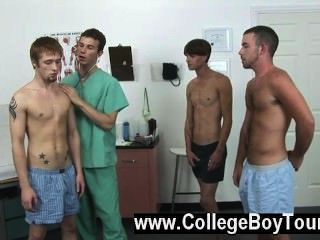 Gay Porn Today A Gang Of Men Stop By The Clinic Wanting To Collect $100