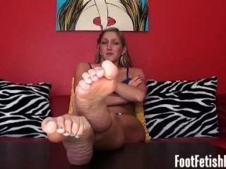 Worship Our Four Sexy Little Feet