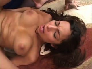 [420] Sexy Tiffany Talyor Fucked In Her Bald Pussy And Facial