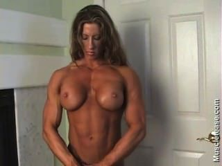 Angie Salvagno Topless. Nice Body.