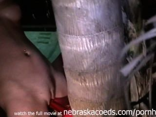 Strap-on Sex With A Tree Home Video