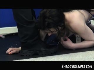 Suffering Isabels Extreme Domination And Tit Torture Of English Amateur