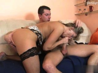 Young Gf Creampie