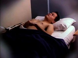 Roommate Caught In Bed Jacking Off