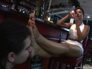 Fcc-tasty And Salty Feet Of Goddess Victoria
