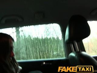 Faketaxi Cute Russian Tourist With A Tight Pussy
