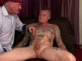 Redneck Straight Boy Lets Me Blow Him.