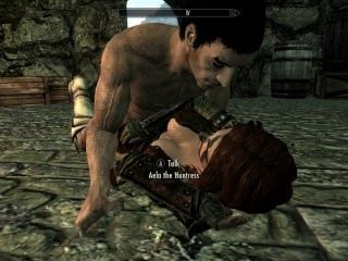 Perils of escaped skyrim slavegirl 02 - 3 part 5