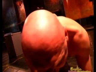 Ball Busting, Choking & Paddling By Hardcore Domina