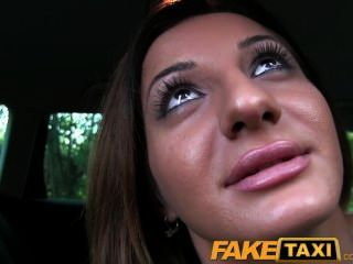 Faketaxi Smokin Hot Romanian Makes My Cock Look Good