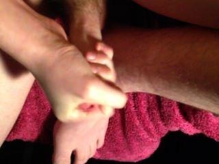 Cuming On My Little Feet