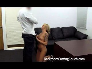 Reluctant Anal And Creampie Casting