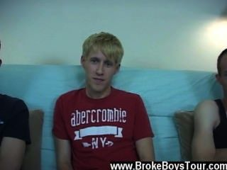Twink Video Steven Laid Down On His Stomach And Torin Climbed On Top Of
