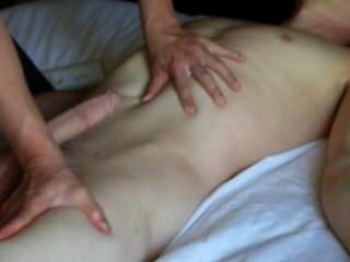 Straight Guy Massage Pops Woody Happy Ending
