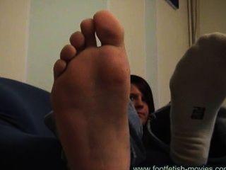 Feet And Socks