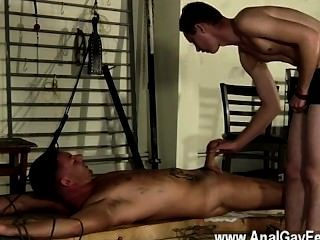 Gay Xxx The Straight Stud Can Do Nothing About It As Aiden Arrives To