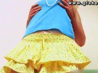 Katie K - Yellow Dress