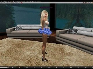 Second Life Firefox V.i.p. Fan Club