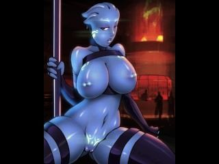 (rule 34) Mass Effect