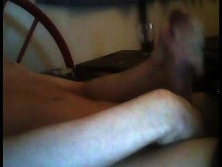 Jerking Off My Huge Cock 3