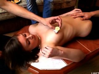 Wild Sex With Hot Teen Chick