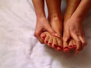 Serena Morning Foot Massage