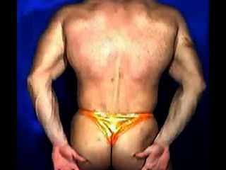 Romanian Bodybuilder Nude Webcam