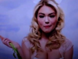 Cum Tribute To Kate Upton