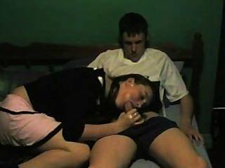 Blonde Webcam Baise Couple 98