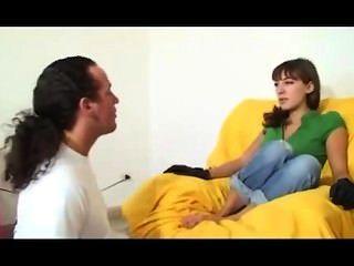 Girl Slaps His Face