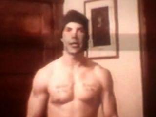Muscular Ex-con (vintage)