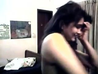 Paki - Hottest Girl Strip Teasing On Webcam From Islamabad