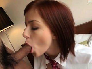 Wet Amateur Cum In Mouth