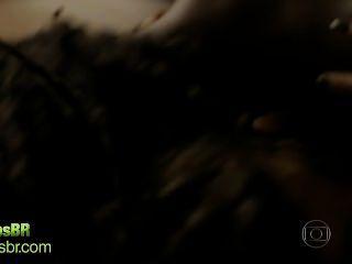 Nanda Costa Nua Em Série De Tv - Www.mundodasfamosas.com