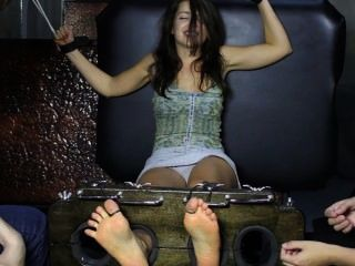 Kristy - Ff/f, Two Girls Get Her Good!