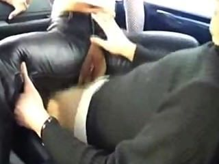 German Fuck Prostitute Without Condom In The Car