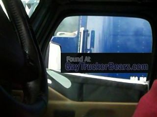 Flashing Cock To Trucker And He Likes It