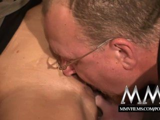 Mmv Films Blonde Busty German Mature