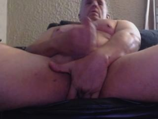 Guy Having And Gettng It On