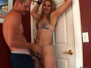 Tied And Tickled With 69 Bj