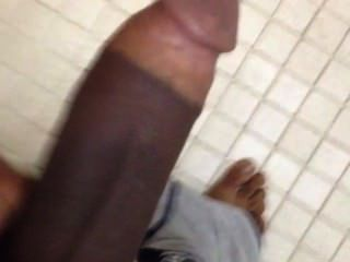 Teen Jerking Black Dick