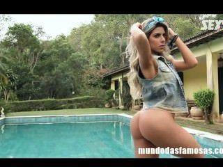 Ana Paula Minerato - Revista Sexy - Agosto 2014 - mundodasfamosas.com