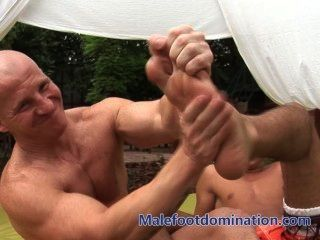 Malefootdomination Gay Foot Fetish Alf-rob