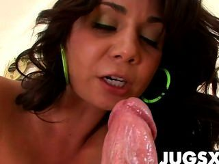 Busty Holly West Gets Her Pussy Drilled