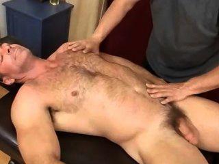 Brad Kalvo Massaged