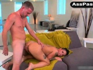 Anal Fuck Of Pornstar Christy Mack