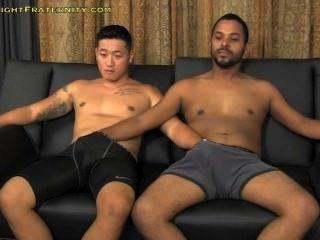 Aaron And Junior