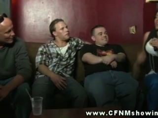 Cfnm Voyeur Watch Studs Try Top Pick Up Girls In A Bar