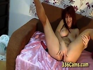 Hot Sexy Mery Having Fun On Webcam
